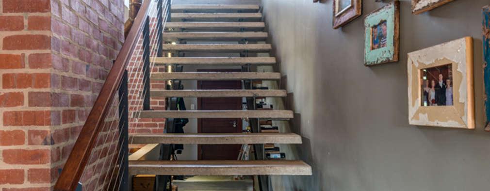 OLIVEHILL Architects:  tarz Koridor ve Hol