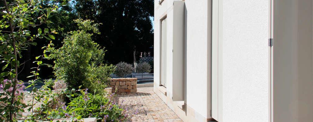 moderne Tuin door ARCHITEKTEN BRÜNING REIN