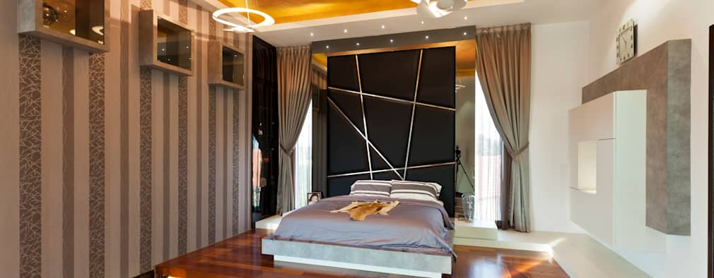 Design Spirits: modern tarz Yatak Odası
