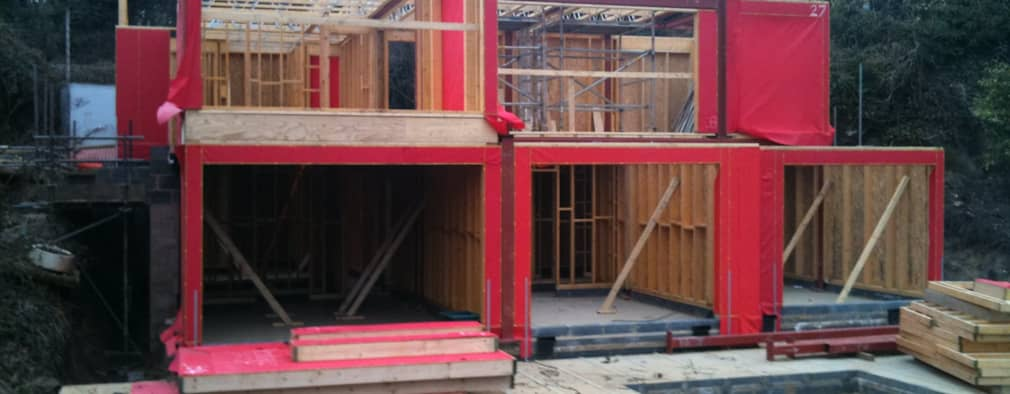 by Heritage Designs - Timber Frame Manufacturers