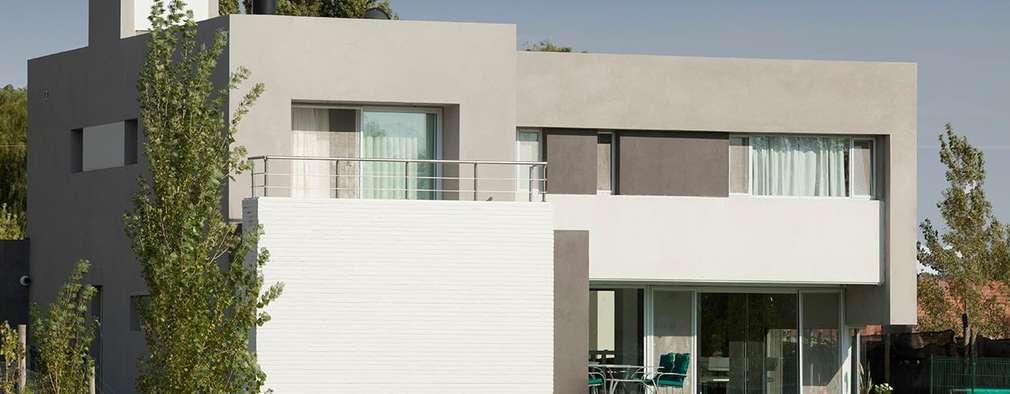 moderne Huizen door DMS Arquitectura