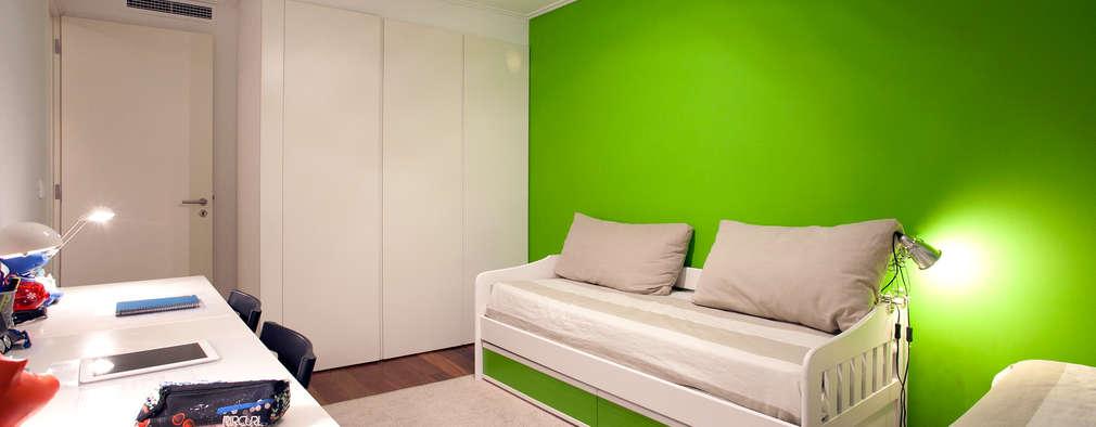 modern Nursery/kid's room by fernando piçarra fotografia
