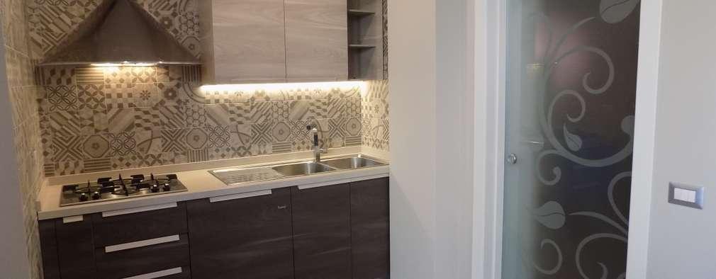 10 gabinetes modernos y económicos para tu cocina