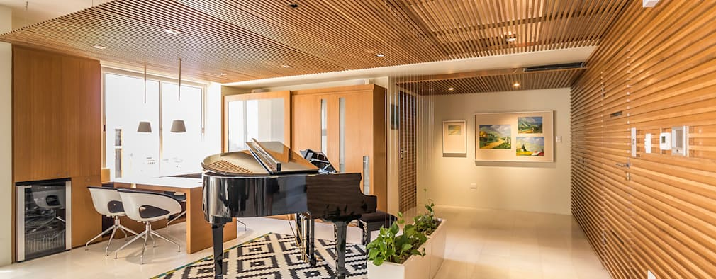 Apartamento 10A Grand Europa - NMD NOMADAS: Pasillos y vestíbulos de estilo  por NMD NOMADAS