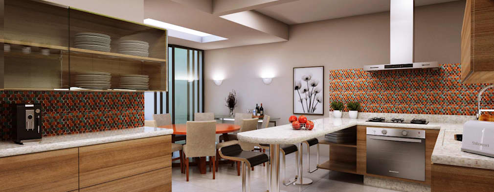 Lofts modernos de cair o queixo para se inspirar for Loft modernos exterior