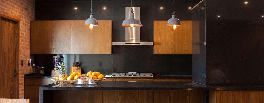 10 cocinas contemporáneas que debes ver antes de renovar la tuya