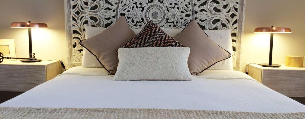 15 ideas para el cabecero de la cama
