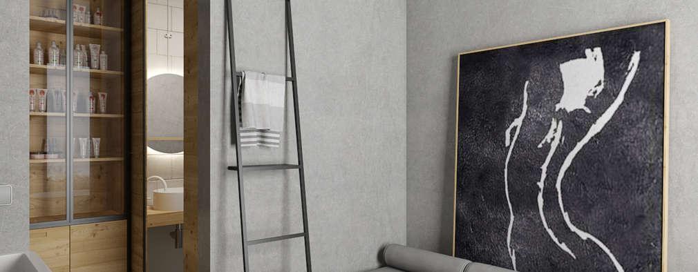 modern Bedroom by INSIDEarch