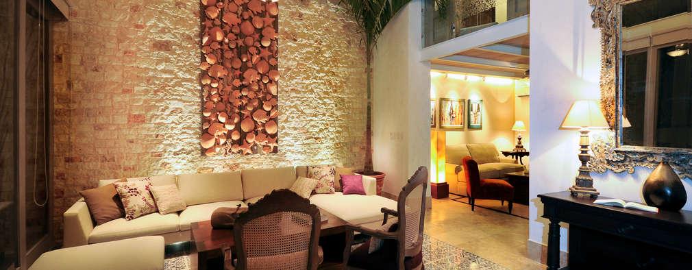 12 ideas para revestir las paredes de la sala con piedra for Ideas para revestir paredes
