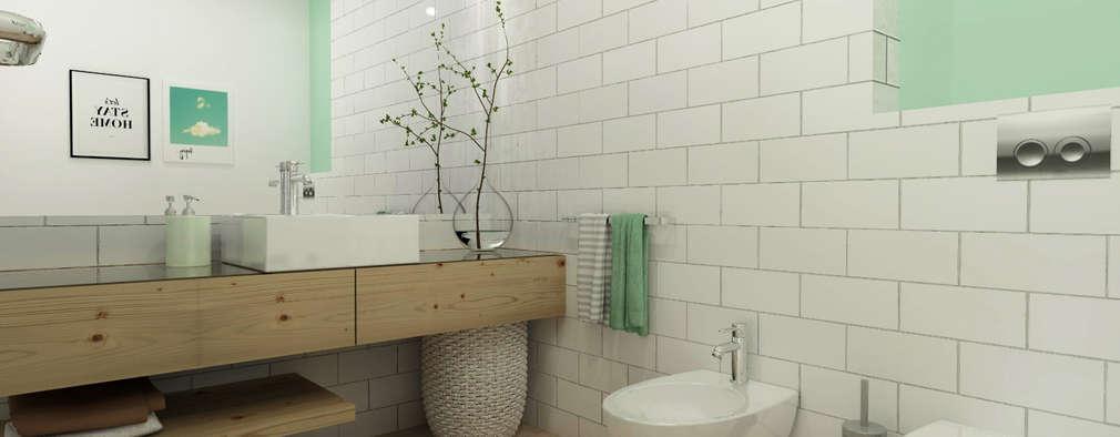 11 erschwingliche wohnideen f r das badezimmer. Black Bedroom Furniture Sets. Home Design Ideas