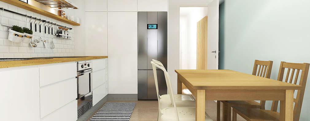 6 trucos para renovar la cocina sin hacer obras - Renovar cocina sin obra ...