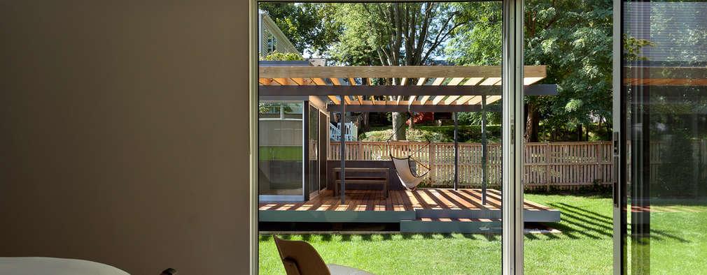 소박한 풍경으로 자연을 꿈꾸는 단독주택 디자인