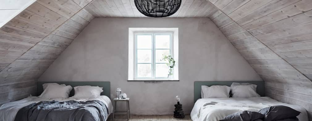 scandinavian Bedroom by Design for Love