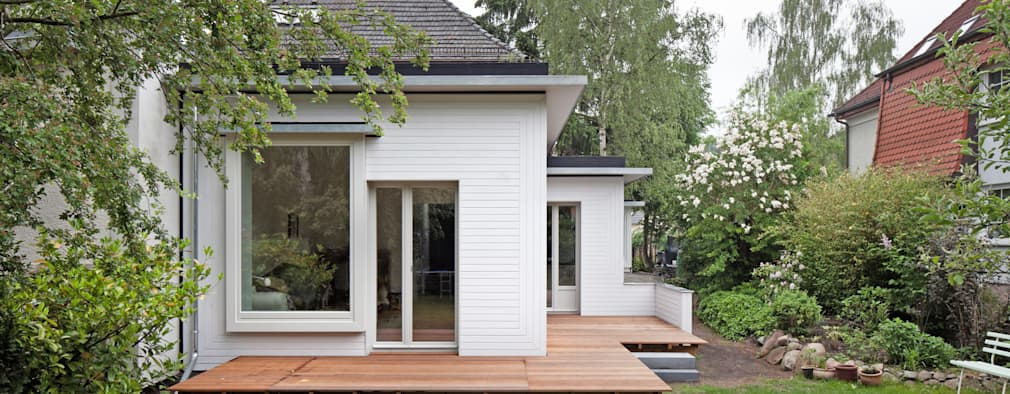 kleinOud: modern Houses by brandt+simon architekten