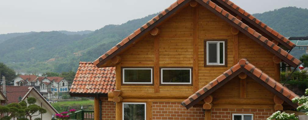 บ้านและที่อยู่อาศัย by 나무나라