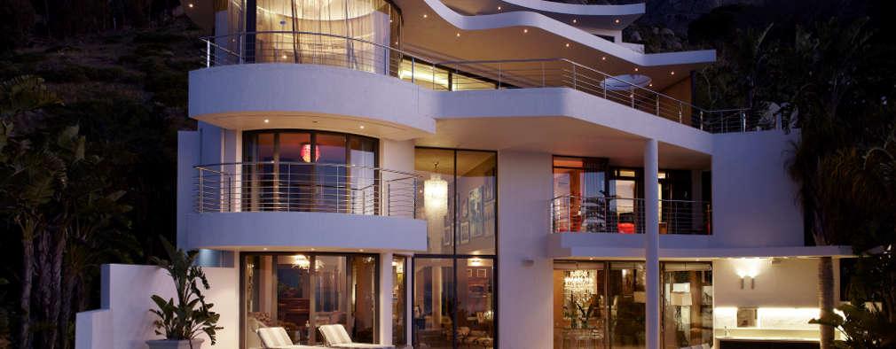 Projekty, nowoczesne Domy zaprojektowane przez homify