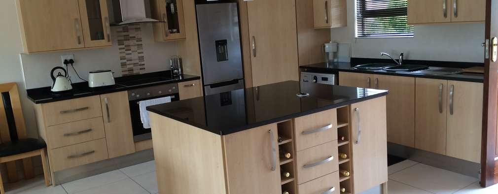 7 cocinas bonitas sencillas y modernas for Ver cocinas modernas