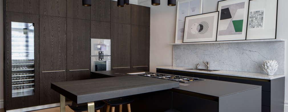 8 ideas de decoración para una cocina cosmopolita perfecta