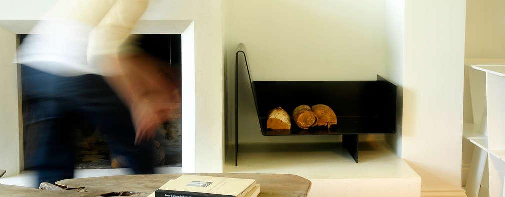 Casa SIRI · Paula Herrero | Arquitectura:  de estilo  por Paula Herrero | Arquitectura