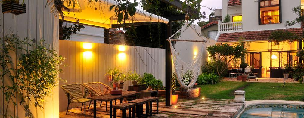 Projekty,  Ogród zaprojektowane przez Paula Herrero | Arquitectura