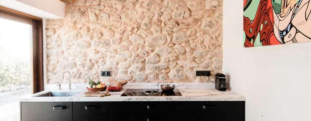 Кухни в . Автор – Ibiza Interiors - Nederlandse Architect Ibiza