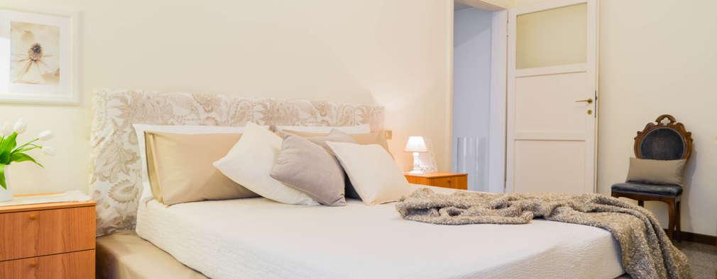 Projekty,  Sypialnia zaprojektowane przez Francesca Greco  - HOME|Philosophy