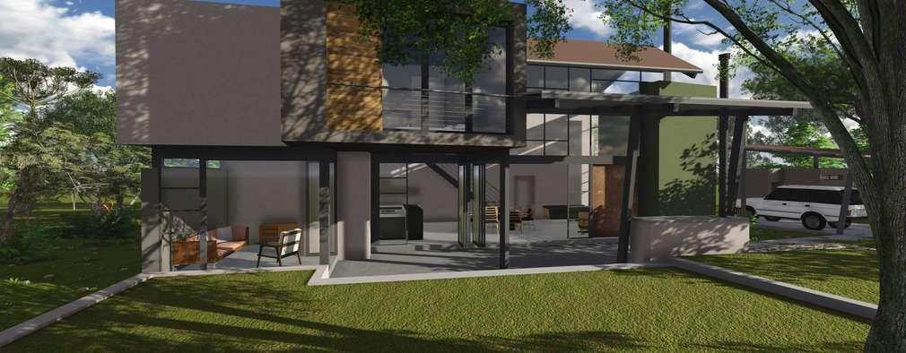 House Goosen:   by Orton Architects