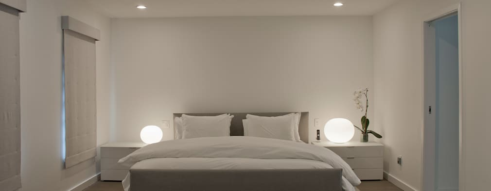 Kamar Tidur by Hinson Design Group