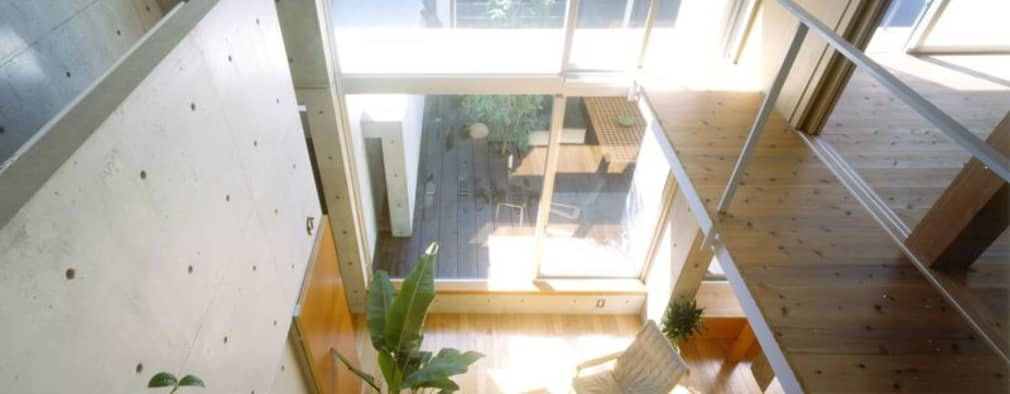 FrameWork設計事務所의  거실