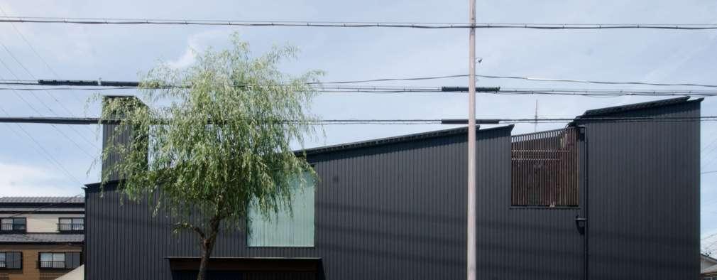 rustieke & brocante Huizen door FrameWork設計事務所