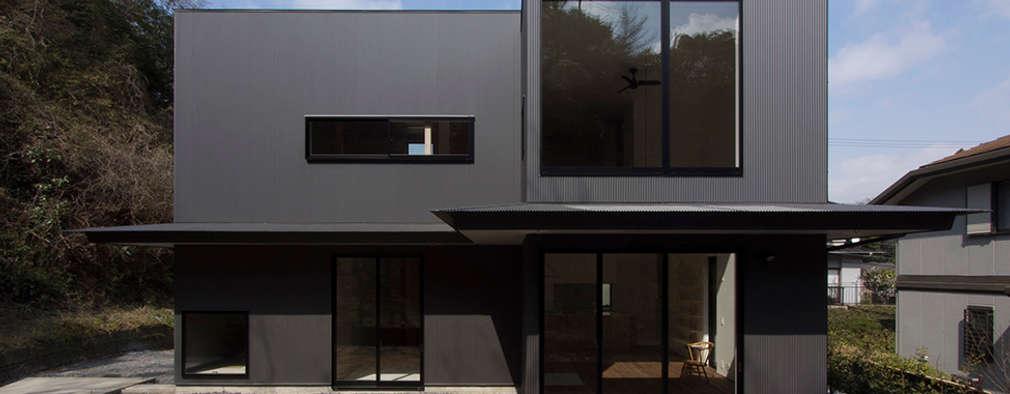 Rumah by 桑原茂建築設計事務所 / Shigeru Kuwahara Architects