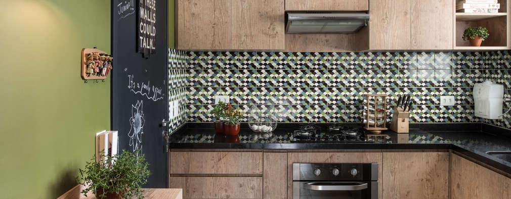 12 ideas de colores ¡para una cocina hogareña!