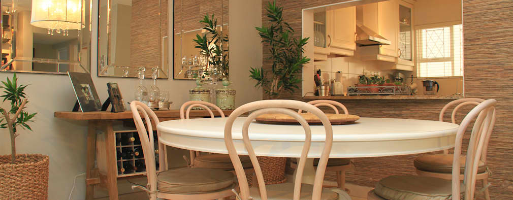 morningside apartment: classic Dining room by BHD Interiors