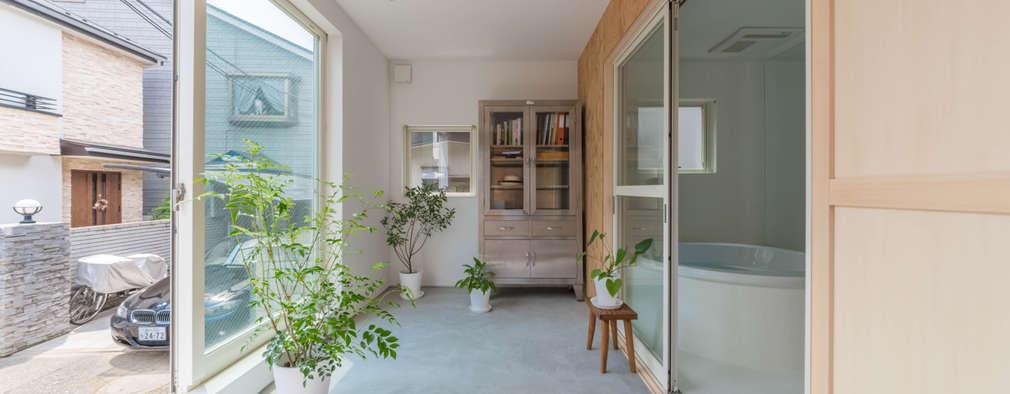 Konservasi by 水石浩太建築設計室/ MIZUISHI Architect Atelier
