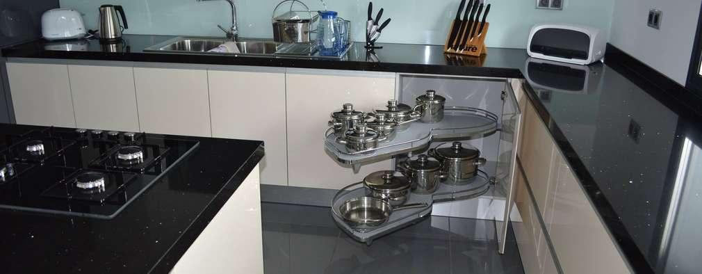 مطبخ تنفيذ Ansidecor