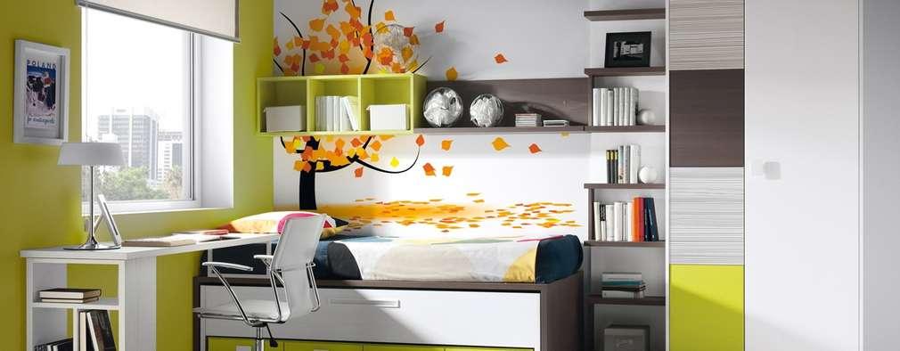 Estupendas ideas para decorar dormitorios juveniles - Ideas dormitorios juveniles ...