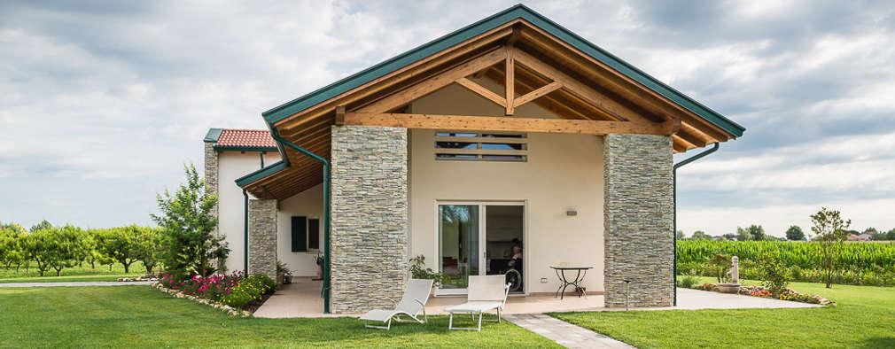 房子 by Woodbau Srl