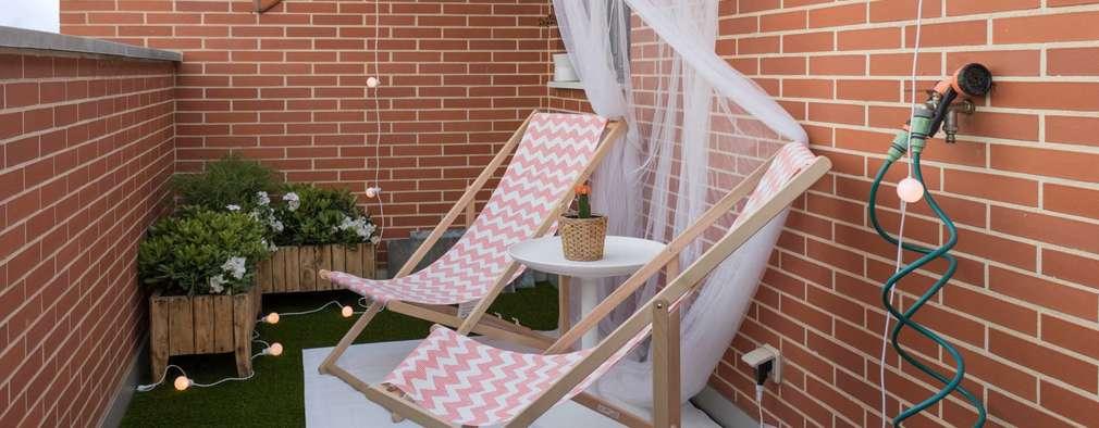 Terrasse de style  par Become a Home