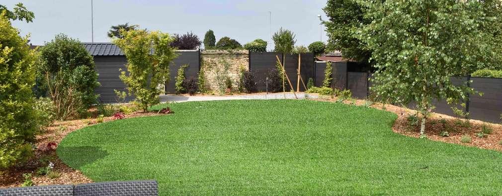 Transformation en profondeur pour ce jardin for Jardin 200m2