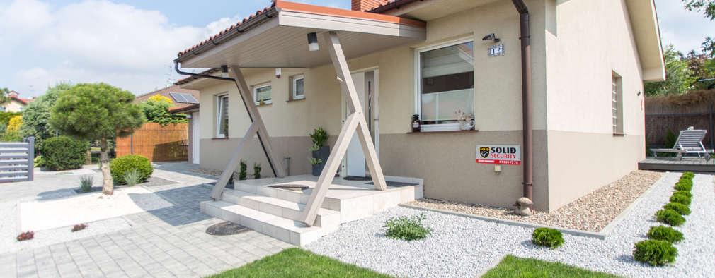 modern Garden by Kraupe Studio