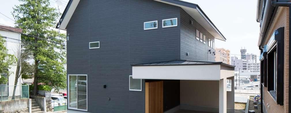 房子 by 清建築設計室/SEI ARCHITECT