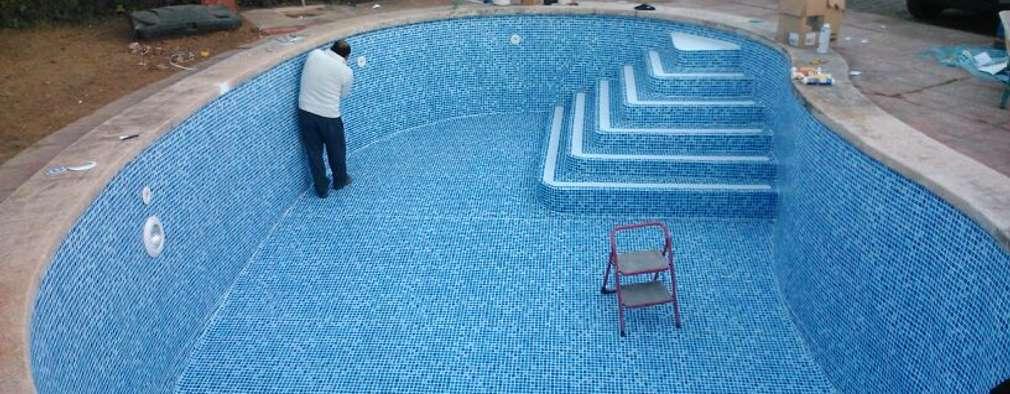 Como renovar una piscina vieja paso a paso for Como se construye una alberca paso a paso
