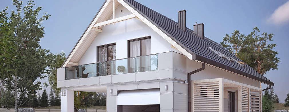 8 casas de dos pisos con planos maravillosas - Casas de dos plantas sencillas ...
