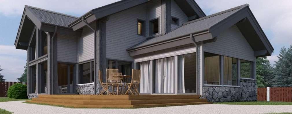 scandinavian Houses by META-architects архитектурная студия