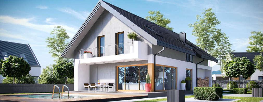 Une maison familiale avec ses plans - Creer style minimaliste maison familiale ...