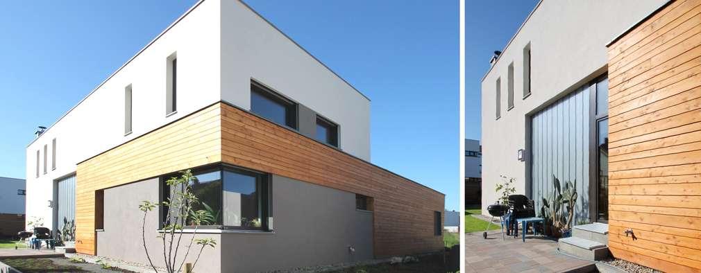 房子 by Architekturbüro Schumann