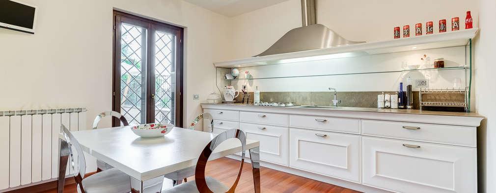 moderne Keuken door EF_Archidesign