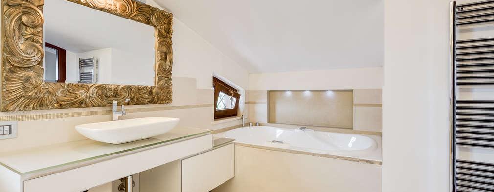 A che altezza e come montare uno specchio in bagno for Specchio bagno profilo alluminio