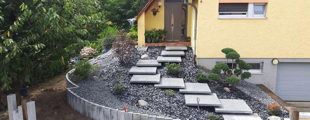 11 Ideen, wie ihr mit Naturstein euren Garten gestalten könnt