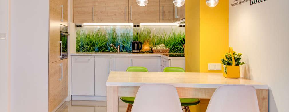 Casa pequena e com decora o de interiores colorida for Ver interiores de casas pequenas